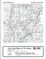 Wyoming T33N-R21W, Chisago County 1982